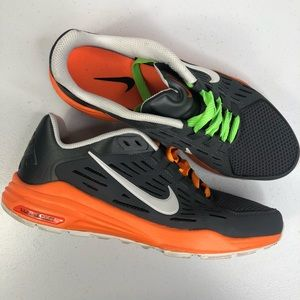 Nike Lunar Edge athletic walking shoes Sz 9.5